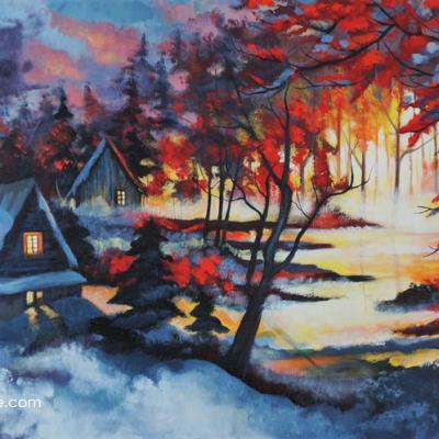 2018 Paintings
